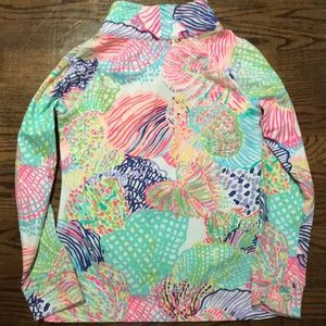 Lilly Pulitzer Tops - Lilly Pulitzer Skipper Popover XS